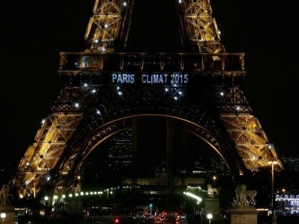 Israeli Surveillance Balloon Guarding Climate Change Summit In Paris