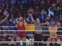 WWE/Twitter