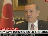 Turkish President: Russia Should Apologize For Violating Our Air Space