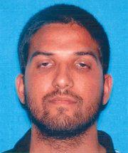 Syed Farook (DMV via New York Times)