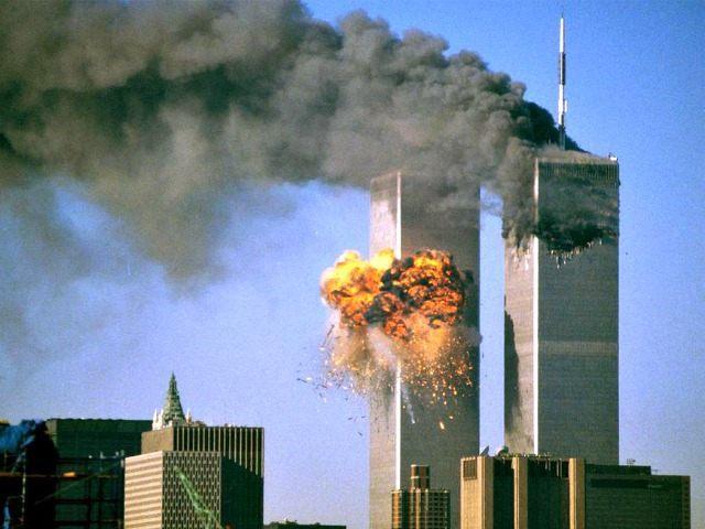 9-11 Twin Towers ReutersSean Adair