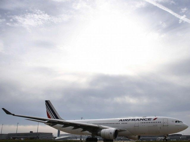 Air France (Thomas Samson / AFP / Getty)