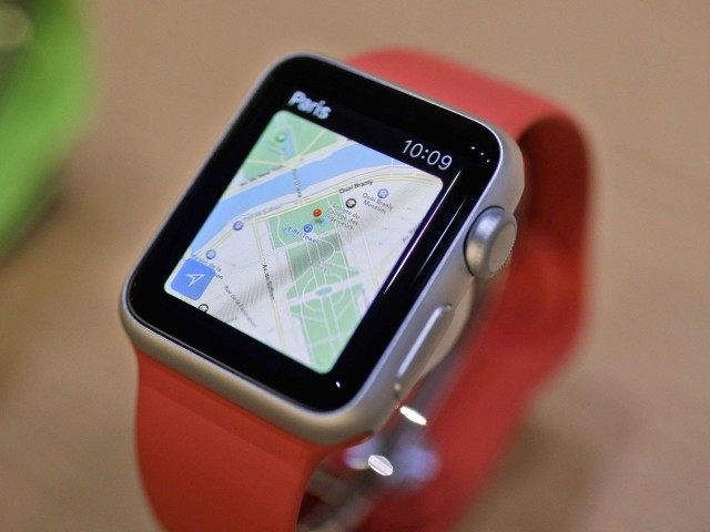 Apple Maps Watch (Eric Risberg / Associated Press)