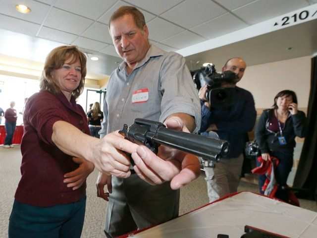 Benefits of teachers carrying concealed weapons