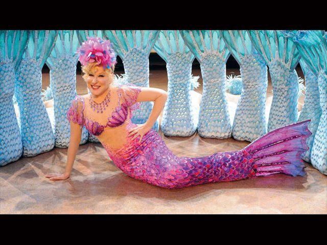 Bette-Midler-Mermaid