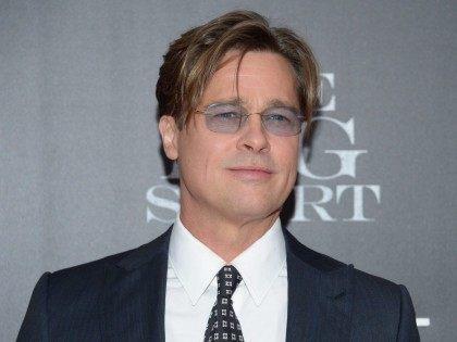 Brad Pitt and the Big Short (Evan Agostini / Invision / Associated Press)