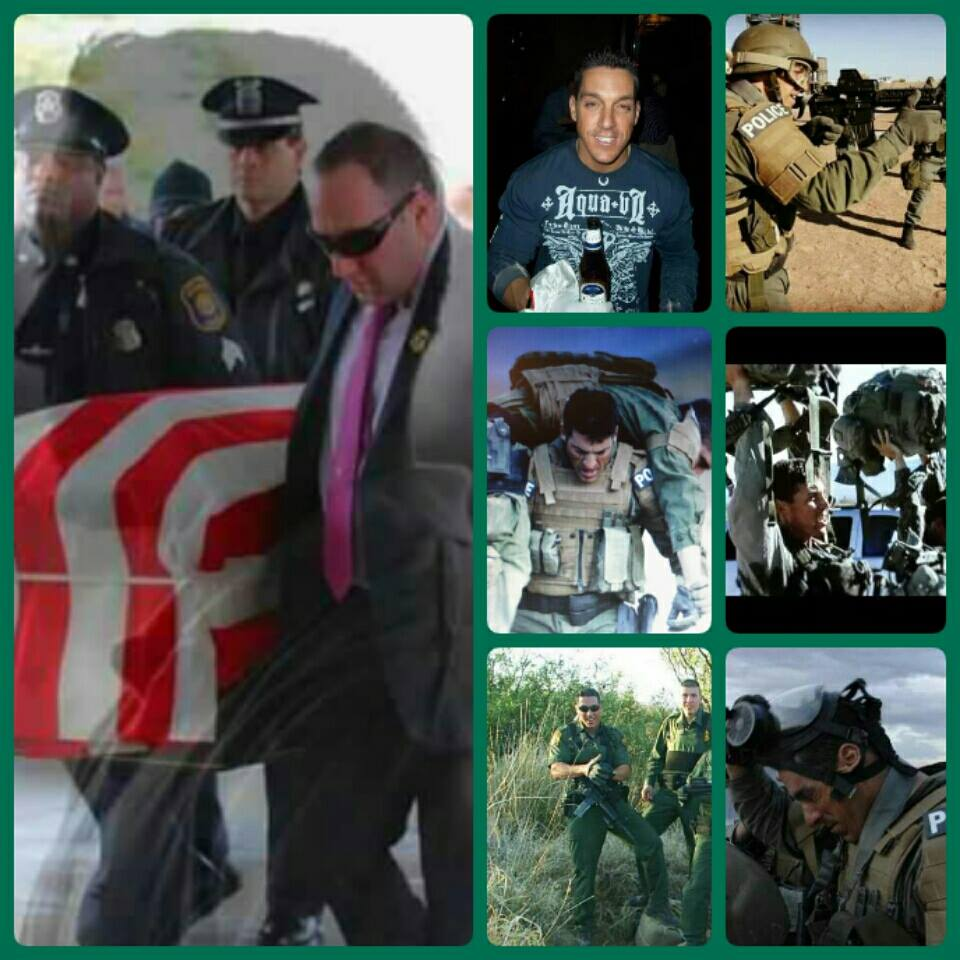 Brian Terry Collage