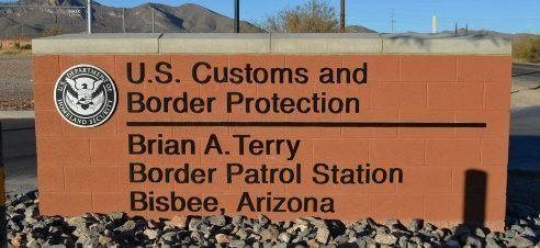 Brian A. Terry Border Patrol Station in Bisbee, Arizona. (Photo: Breitbart Texas/Bob Price)