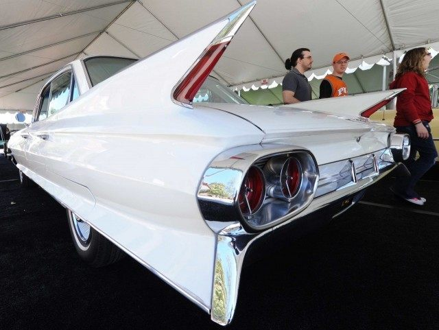 Cadillac de Ville (Mark Ralston / AFP / Getty)