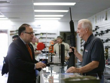 California gun shop (Jae C. Hong / Associated Press)