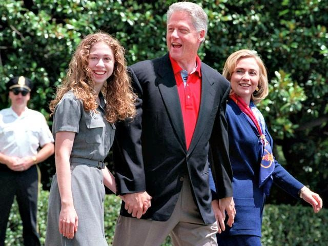 Clinton First Family RUTH FREMSONASSOCIATED PRESS