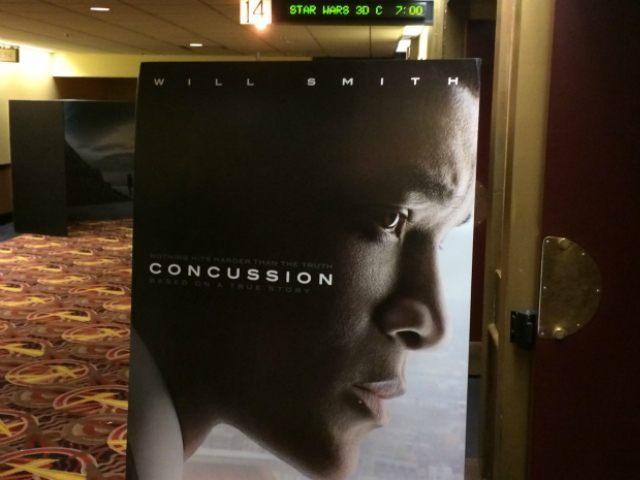 Concussion Will Smith