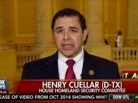 Dem Rep Cuellar: 'We Still Have a Problem' With 'So Many People' Entering Through Border