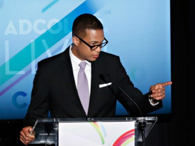 Journalist Don Lemon speaks during ADCOLOR Live! 2014 at One Time Warner Center on June 16, 2014 in New York City. (Photo by