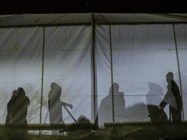 Migrant Tent Camp