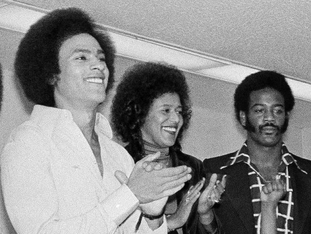 Elaine Brown and the Black Panthers (Jim Palmer / Associated Press)
