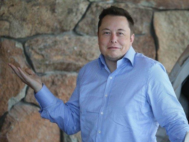 Elon Musk (Scott Olson / Getty)
