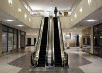 Empty mall (Patrick Semansky / Associated Press)