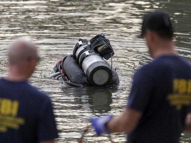 FBI Seccombe Lake (Ringo Chiu / AFP / Getty)