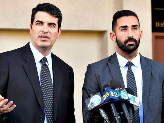 Farook family attorneys APMark J. Terrill