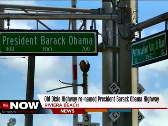 Florida Obama Street WPTV News