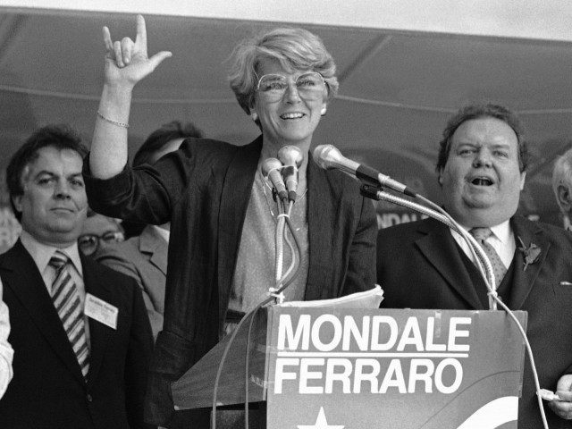 Geraldine Ferraro (Associated Press)