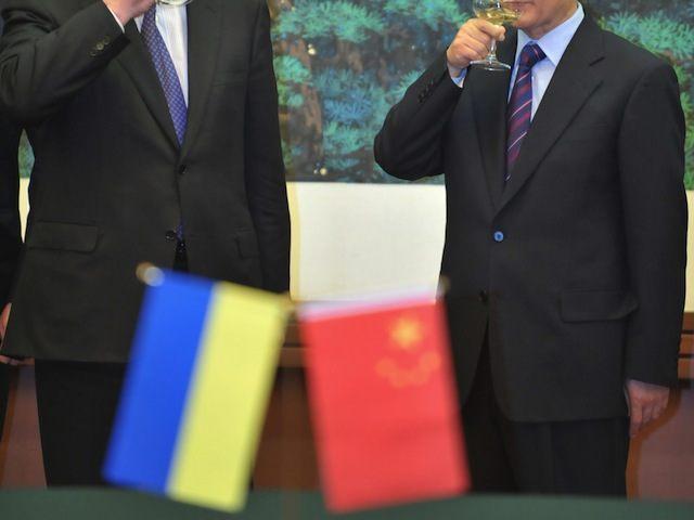 Ukrainian Prime Minister Mykola Azarov (
