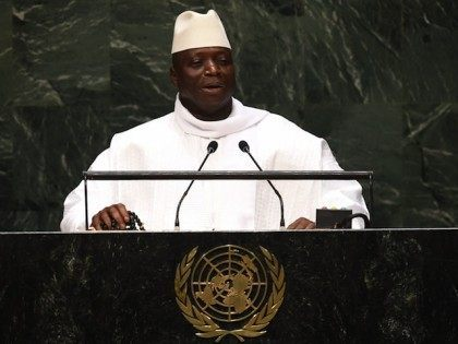 UN-GENERAL ASSEMBLY-GAMBIA