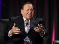 Sheldon Adelson Supports Donald Trump: He 'Will Be Good for Israel'