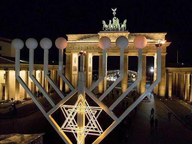 Israeli Embassy In Berlin