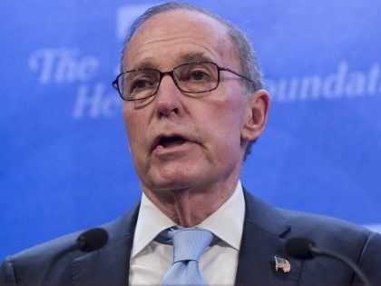 Kudlow: Trump a 'Breath of Fresh Air,' He's Ending War Against Business and Success