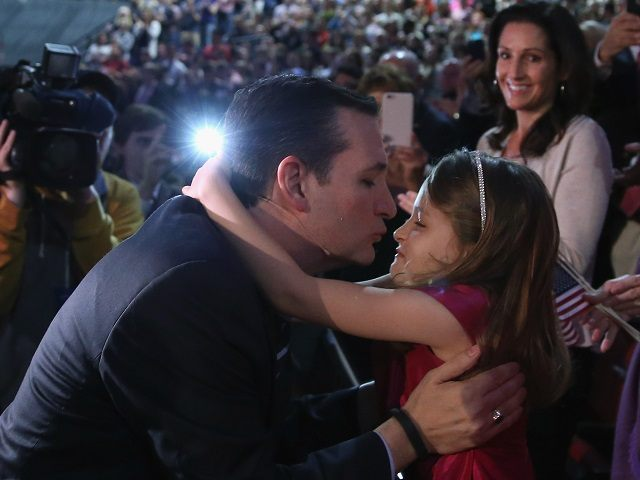 Sen. Ted Cruz (R-TX) Announces His Run For President At Liberty University