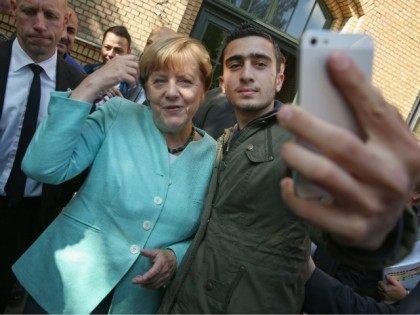 Germany's Merkel Will 'Convert' Misogynistic Migrants
