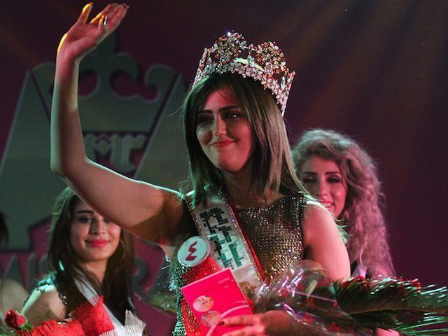 IRAQ-SOCIETY-BEAUTY
