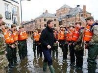 UK flood victims