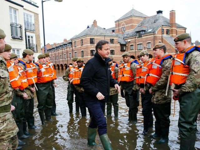 UK flood victims
