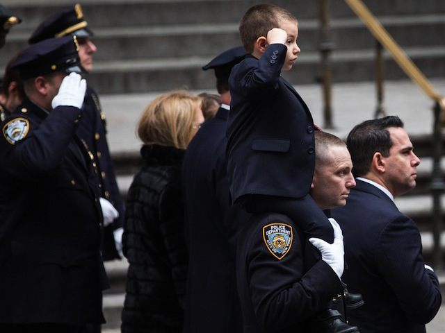Funeral Held For US Army Sargent And NYPD Detective Killed In Afghanistan