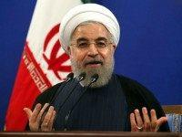 Iran's Rouhani Promises Not to Allow Trump to Undo Nuclear Deal