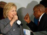 Hillary Clinton To Black Audience: 'There Is Mischief Afoot' With Voter ID Laws