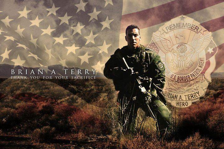 Honor Brian Terry