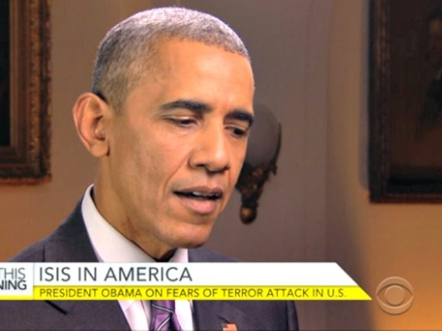 ISIS in America Obama CBS