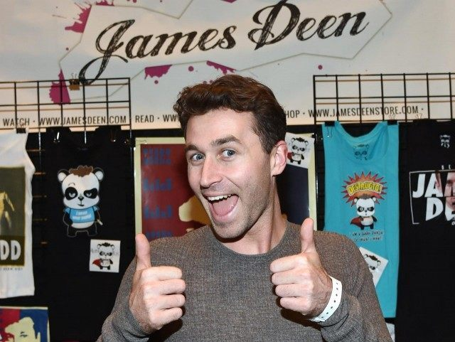 James Deen (Ethan Miller / Getty)