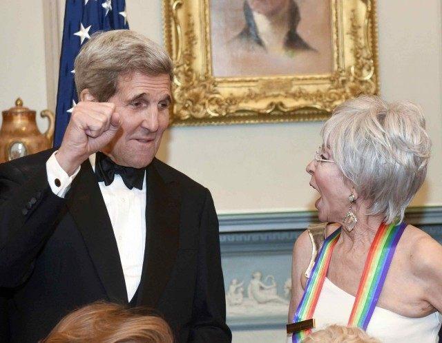 John Kerry Kennedy Center (Kevin Wolf / Associated Press)