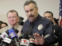 LAPD Charlie Beck (Nick Ut / Associated Press)