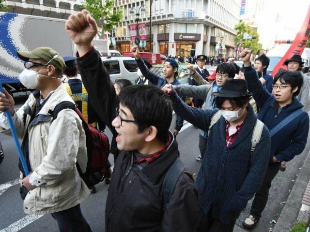 AFP Photo/Toru Yamanaka