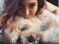 Mandy-Moore-Dog-Instagram
