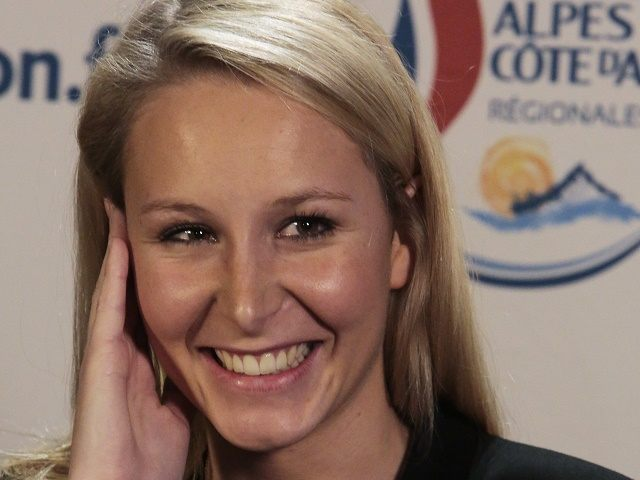 Marion Maréchal-Le Pen: Meet Europe's New Rockstar Of The ...