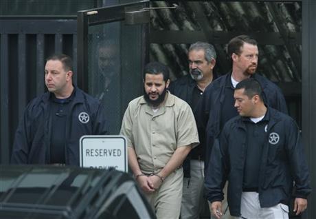 Mufid Elfgeeh arrested Carlos OrtizDemocrat & Chronicle via AP