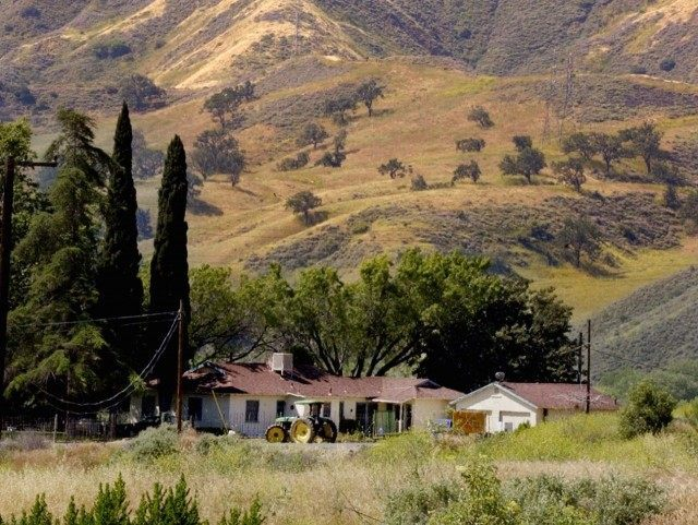 Newhall Ranch (Reed Saxon / Associated Press)