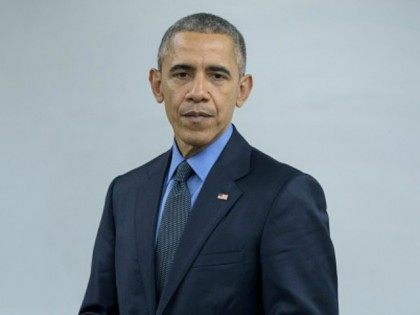 Barack Obama makes a statement to the press at Indian Springs High School December 18, 2015 in San Bernardino, California, after meeting with loved ones of shooting victims. Obama, who is traveling to Hawaii for vacation, is stopping in San Bernardino, California to visit with victims of a mass shooting …
